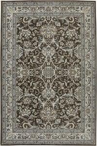Brown (90262-80062) Euphoria Newbridge Traditional / Oriental Area Rugs