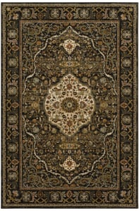 Charcoal (90661-09097) Spice Market Petra Traditional / Oriental Area Rugs