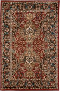 Garnet (90938-30048) Spice Market Dhahar Traditional / Oriental Area Rugs