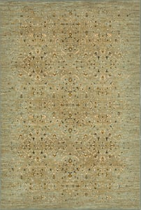 Seaglass, Ivory, Tobacco (16003) Titanium Andeols Traditional / Oriental Area Rugs