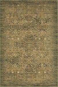 Slate (16006) Titanium Andeols Traditional / Oriental Area Rugs