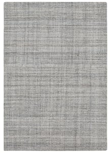 Silver (175-799) Haberdasher Hand Tufted Contemporary / Modern Area Rugs