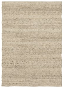 Oyster (182-925) Tableau Hand Loomed Contemporary / Modern Area Rugs