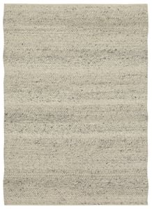 Ivory (183-105) Tableau Hand Loomed Contemporary / Modern Area Rugs