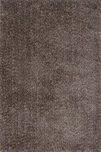 Dark Brown Callie Shag CJ-01 Shag Area Rugs