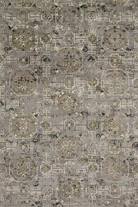 Grey Torrance TC-12 Vintage / Overdyed Area Rugs