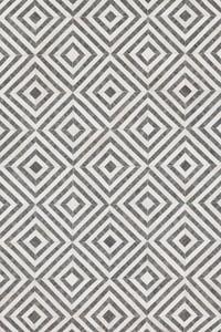 Charcoal, Ivory Dorado DB-03 Animals / Animal Skins Area Rugs