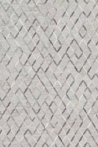 Grey, Grey Dorado DB-04 Animals / Animal Skins Area Rugs