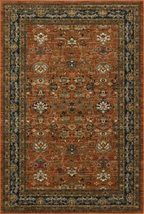 Spice (90936-20044) Spice Market Keralam Traditional / Oriental Area Rugs