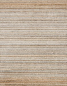 Silver, Gold Haven VH-01 Contemporary / Modern Area Rugs