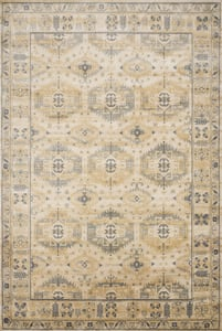 Wheat Isadora ISA-06 Contemporary / Modern Area Rugs