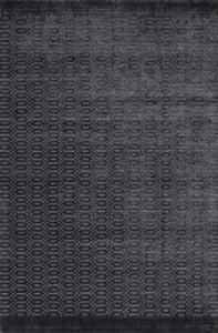 Charcoal Lennon LEN-01 Contemporary / Modern Area Rugs