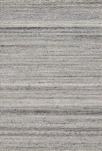 Grey Stokholm STK-01 Solid Area Rugs