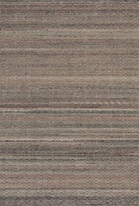 Brown Stokholm STK-01 Solid Area Rugs