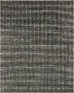 Charcoal Beverly BEV-01 Contemporary / Modern Area Rugs