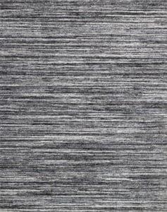 Grey, Slate Brandt BRA-01 Contemporary / Modern Area Rugs