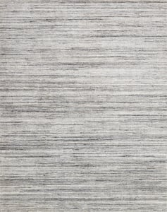 Silver, Stone Brandt BRA-01 Contemporary / Modern Area Rugs