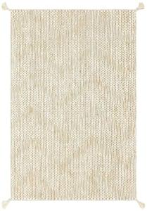 Light Grey, Ivory Playa PLY-01 Bohemian Area Rugs