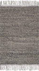 Grey Brea BF-01 Contemporary / Modern Area Rugs