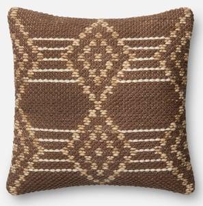Brown ED Pillow P4028 Southwestern Pillow