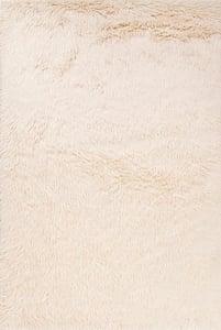 White (HEO-01) Heron Shag Shag Area Rugs