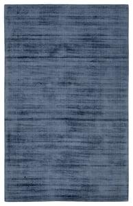 Blue, Grey (YAS-12) Yasmin Hand Loomed Contemporary / Modern Area Rugs