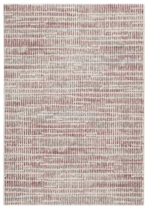 Grey, Pink (DSH-17) Dash Escape Vintage / Overdyed Area Rugs