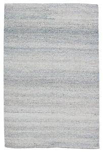 Blue, White (RBC-08) Rebecca Crispin Contemporary / Modern Area Rugs