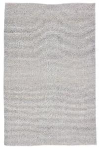 Grey, Ivory (RBC-09) Rebecca Crispin Contemporary / Modern Area Rugs