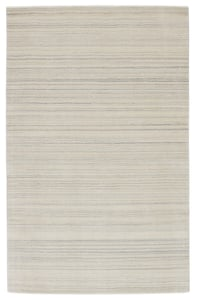 White, Gray (LEF-02) Lefka Oplyse Contemporary / Modern Area Rugs