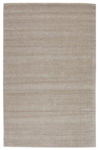 Gray, Silver (LEF-01) Lefka Oplyse Contemporary / Modern Area Rugs