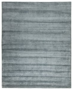 Grey, Light Blue (LEF-07) Lefka Bellweather Striped Area Rugs