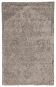 Taupe, Gray (CIT-02) Citrine Sasha Vintage / Overdyed Area Rugs