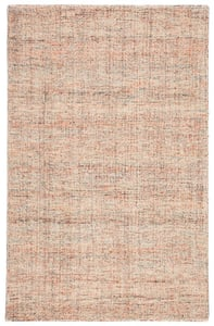 Orange, Ivory (CTG-01) Citgo Ritz Contemporary / Modern Area Rugs