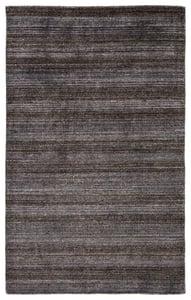 Grey, Blue (TEI05) Trendier Minuit Striped Area Rugs