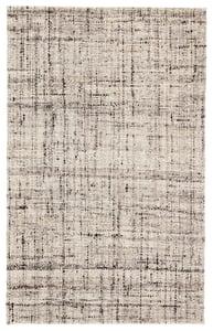 Grey, Ivory (CMB-02) Cambridge Season Contemporary / Modern Area Rugs