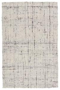 Grey, Ivory (CMB-03) Cambridge Season Contemporary / Modern Area Rugs