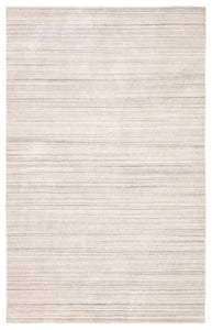 Off-White, Grey (CAO-03) Cason Tundra Solid Area Rugs