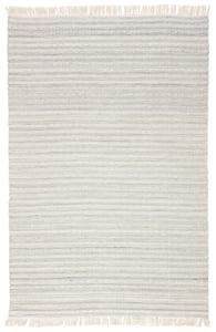 Grey, Cream (CSL-01) Castillo Torre Contemporary / Modern Area Rugs