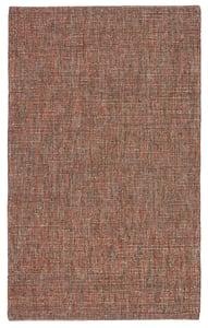 Orange, Brown (MOY-03) Monterey Sutton Contemporary / Modern Area Rugs