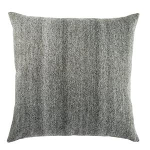 Dark Grey, White (MCO-06) Mercado Pillow Scandi Solid Pillow