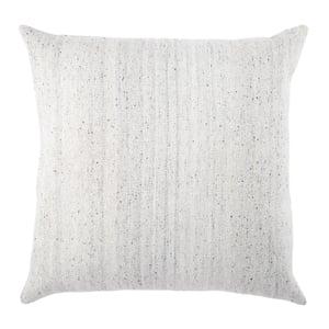 Light Grey, White (MCO-07) Mercado Pillow Scandi Solid Pillow