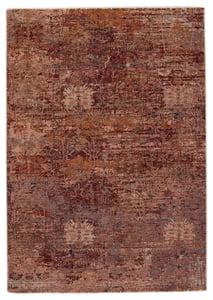 Red, Rust (VLN-14) Valentia Ozella Vintage / Overdyed Area Rugs
