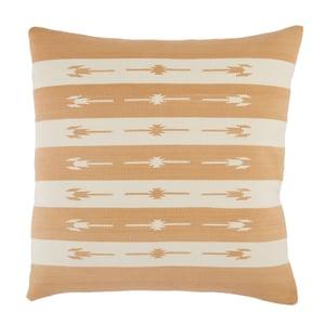 Light Tan, Cream (EMN-03) Emani Pillow Vanda Southwestern Pillow