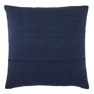 Dark Blue (TGA-10) Taiga Pillow Ortiz Solid Pillow
