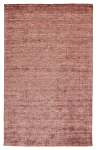 Pink, White (LNT-02) Linnet Ardis Solid Area Rugs
