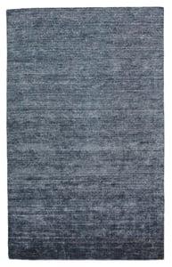 Dark Blue, White (LNT-03) Linnet Ardis Solid Area Rugs