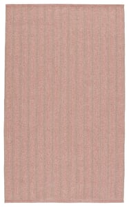 Rose, Taupe (BRO-02) Brontide Topsail Striped Area Rugs