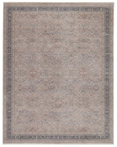 Blue, Grey (WNO-03) Winsome Brinson Vintage / Overdyed Area Rugs