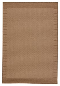 Beige, Light Brown (TAH-08) Tahiti Poerava Contemporary / Modern Area Rugs